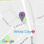Troubadour White City Theatre - Adresse du théâtre