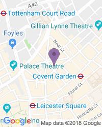 Cambridge Theatre - Adresse du théâtre