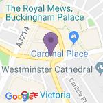 Victoria Palace - Adresse du théâtre