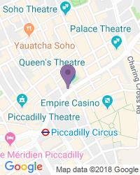 Queen's Theatre - Adresse du théâtre