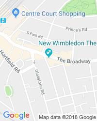 New Wimbledon Theatre - Adresse du théâtre