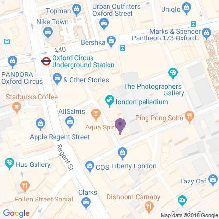 Adresse du London Palladium