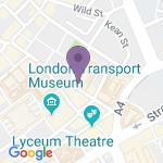 Drury Lane Theatre Royal - Adresse du théâtre