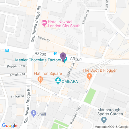Adresse du Menier Chocolate Factory