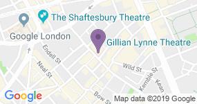 Gillian Lynne Theatre - Adresse du théâtre