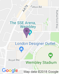 Wembley Arena - Adresse du théâtre