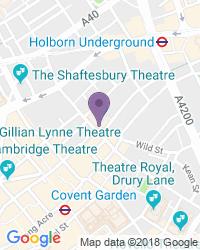 New London Theatre (Gillian Lynne Theatre) - Adresse du théâtre