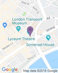 Lyceum Theatre - Adresse du théâtre