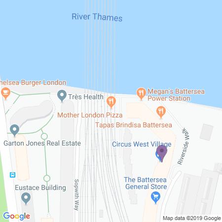 Adresse du The Turbine Theatre