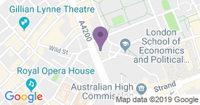 Peacock Theatre - Adresse du théâtre