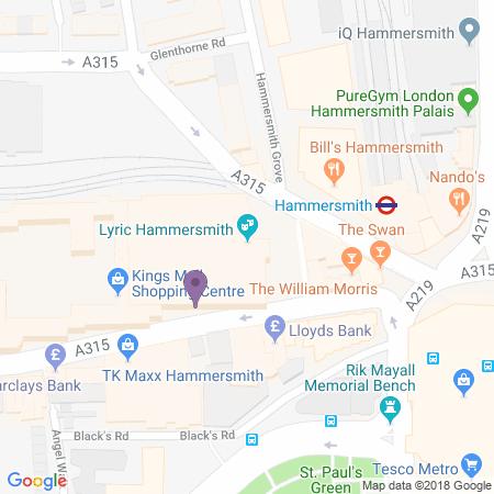 Adresse du Lyric Hammersmith