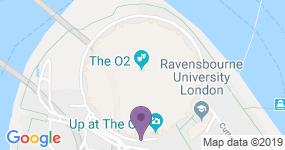 O2 Arena - Adresse du théâtre