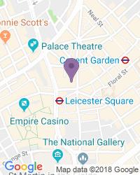 Arts Theatre - Adresse du théâtre