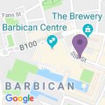 Barbican Theatre - Adresse du théâtre