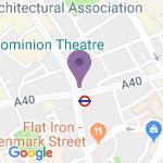 Dominion Theatre - Adresse du théâtre