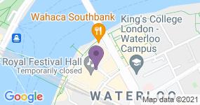 Queen Elizabeth Hall - Adresse du théâtre