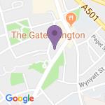 Sadlers Wells - Adresse du théâtre