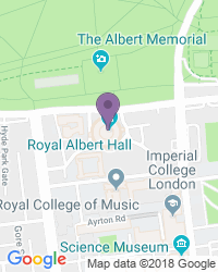 Royal Albert Hall - Adresse du théâtre