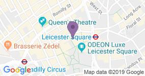 Leicester Square Theatre - Adresse du théâtre