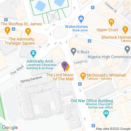 Adresse du Trafalgar Theatre
