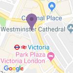 Apollo Victoria - Adresse du théâtre