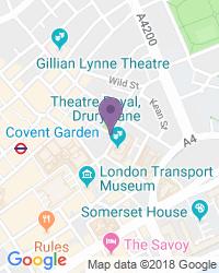 Fortune Theatre - Adresse du théâtre