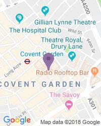 Royal Opera House - Adresse du théâtre
