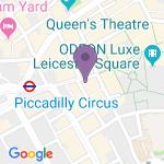 Prince of Wales Theatre - Adresse du théâtre