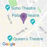 Prince Edward Theatre - Adresse du théâtre