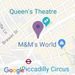 Apollo Theatre - Adresse du théâtre