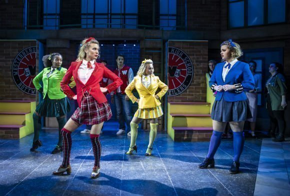 Heathers The Musical à Londres - Theatre Royal Haymarket - London