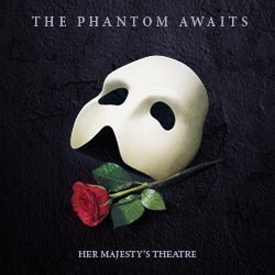 Phantom of the Opera, Londres