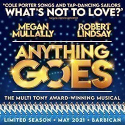 Anything Goes, Londres