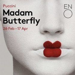 Madam Butterfly, Londres