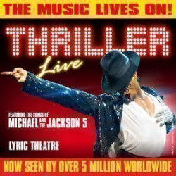 Thriller - Live, Londres