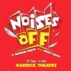 Noises Off, Londres