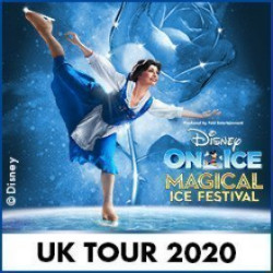 Disney On Ice - Wembley, Londres