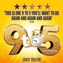 9 to 5 the Musical, Londres