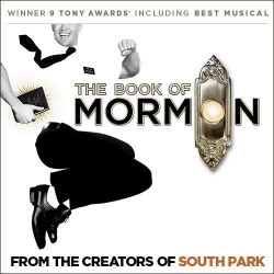 The Book of Mormon, Londres