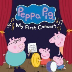 Peppa Pig's Treasure Hunt, Londres