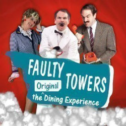 Faulty Towers The Dining Experience, Londres