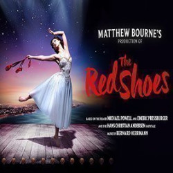 Matthew Bornes The Red Shoes