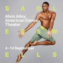 Alvin Ailey American Dance Theater - Programme C, Londres