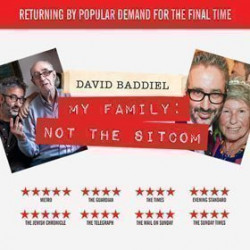 David Baddiel - My Family: Not the Sitcom