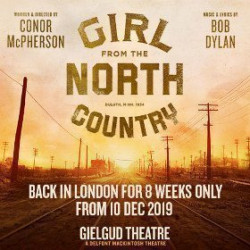 Girl From the North Country, Londres