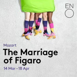 The Marriage of Figaro, Londres