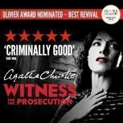 Witness for the Prosecution by Agatha Christie, Londres