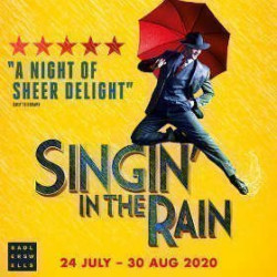 Singin' In The Rain, Londres