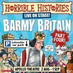 Horrible Histories - Barmy Britain - Part 4, Londres
