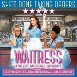 Waitress The Musical, Londres